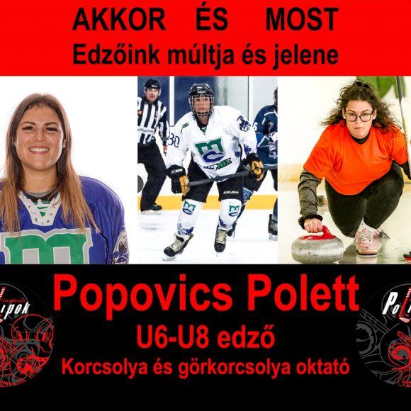 Popovics Polett bemutatkozó